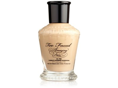 Too Faced Amazing Face Oil-free Close-up Coverage Foundation - Vanilla Creme, Too Faced Cosmetics - Image 5