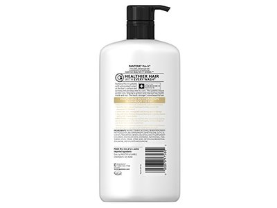 Pantene Pro-V Daily Moisture Renewal Hydrating Conditioner 28 fl oz with Pump (Product Size May Vary) - Image 8
