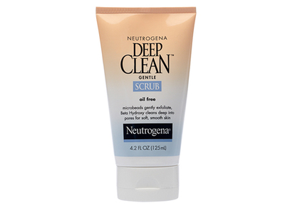 Neutrogena Deep Clean Gentle Scrub, Johnson & Johnson - Image 1