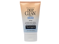 Neutrogena Deep Clean Gentle Scrub, Johnson & Johnson - Image 2