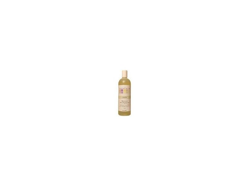 Aura Cacia Natural Skin Care Oil, Balancing Jojoba, 16 Fluid Ounce