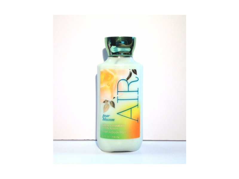 Bath & Body Works Pear Blossom AIR Body Lotion Ingredients and Reviews
