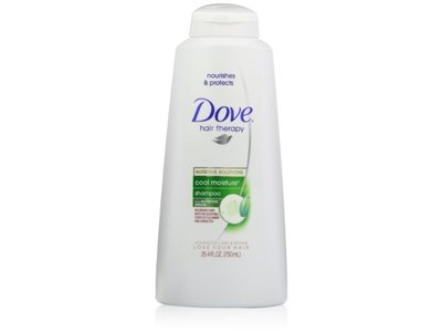 Dove Go Fresh Therapy Cool Shampoo, Cucumber & Green Tea - Image 3