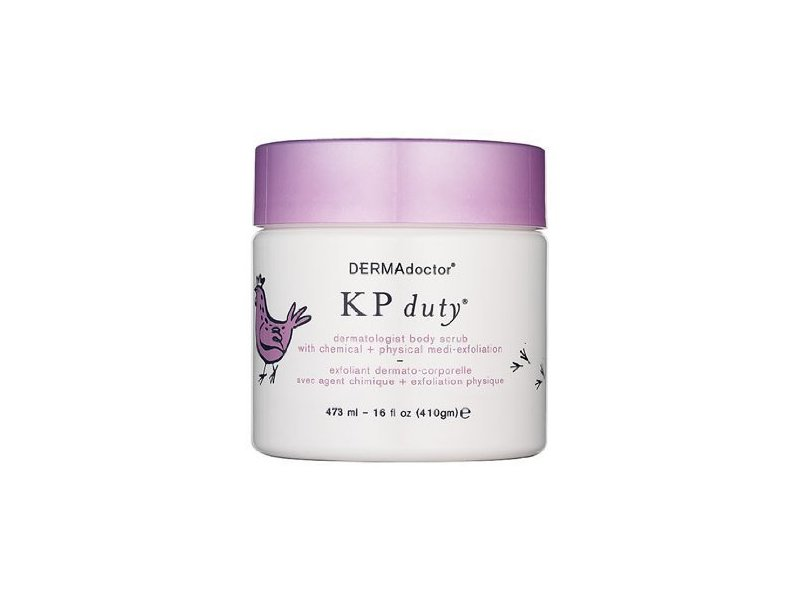 Dermadoctor KP Duty Dermatologist Body Scrub with Chemical + Physical Medi-Exfoliation