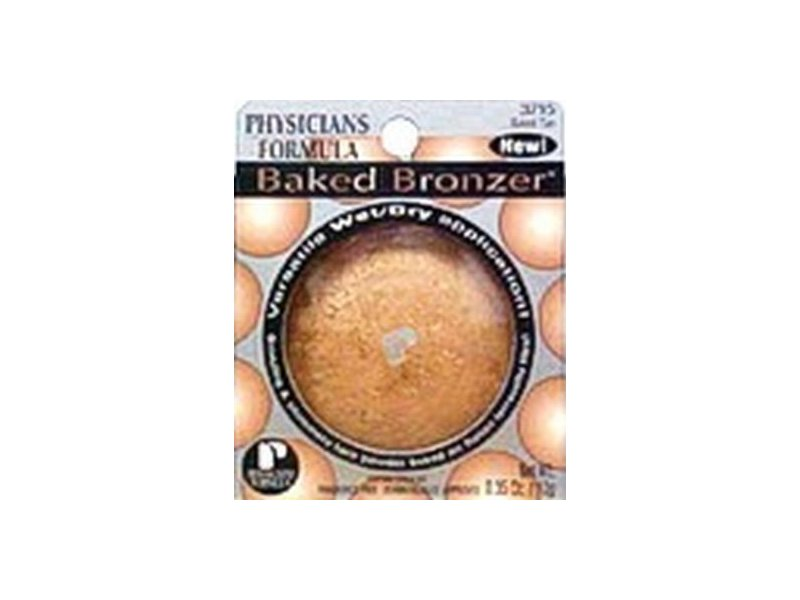 Physicians Formula Baked Bronzer Bronzing & Shimmery Face Powder-All Shades