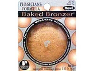 Physicians Formula Baked Bronzer Bronzing & Shimmery Face Powder-All Shades - Image 1