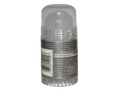 Crystal Body Deodorant Stick for Men, French Transit, ltd. - Image 3