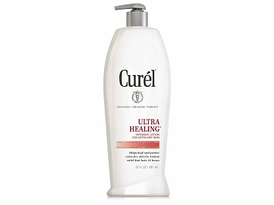 Curel Ultra Healing Lotion, 20 fl oz - Image 1