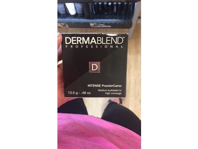 Dermablend Intense Powder Camo 50n Olive - Image 3