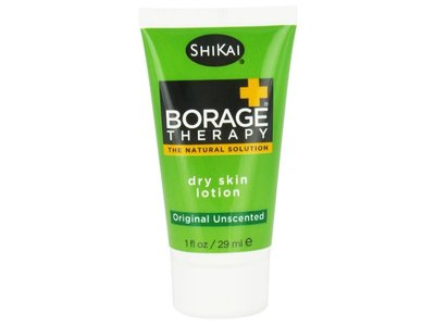 ShiKai Borage Therapy Dry Skin Lotion, Trial Size, 1 fl oz