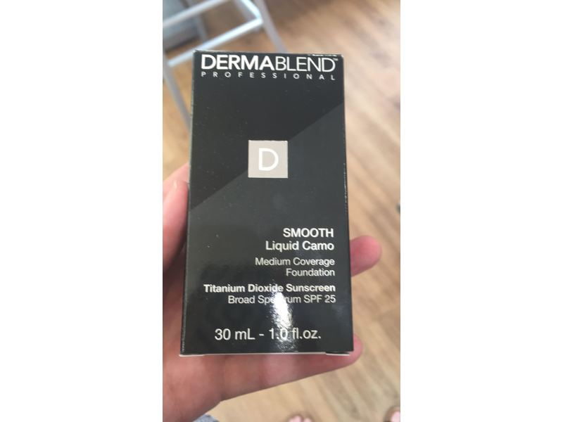 Dermablend Smooth Liquid Camo 0c Linen