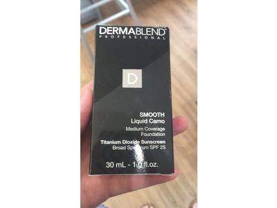 Dermablend Smooth Liquid Camo 0c Linen - Image 1