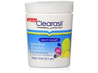 Clearasil Daily Clear Hydra-Blast Oil-Free Pad, 90 pads - Image 2