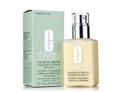 Clinique Dramatically Different Moisturizing Lotion+, 4.2 fl oz - Image 1
