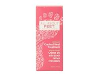 All About Feet Cracked Heel Treatment, Peppermint, 4 oz - Image 2
