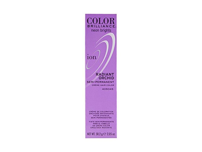 Ion Color Brilliance Semi Permanent Neon Brights Hair Color Radiant