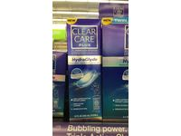 CLEAR CARE® PLUS Solution with HydraGlyde, 12 fl oz - Image 3