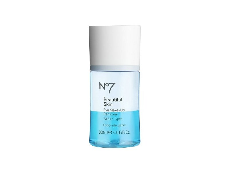 Boots No7 Beautiful Skin Eye Makeup Remover, Boots Retail USA Inc.