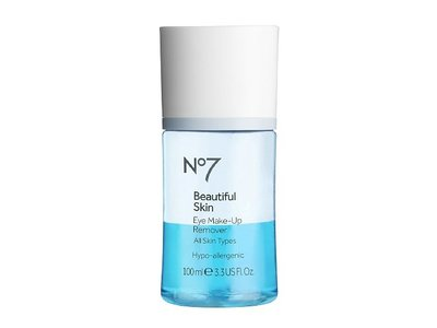 Boots No7 Beautiful Skin Eye Makeup Remover, Boots Retail USA Inc. - Image 1