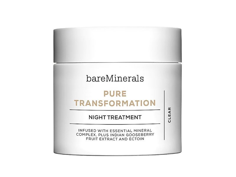 bareMinerals Pure Transformation Night Treatment, 0.15 oz