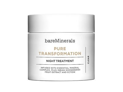 bareMinerals Pure Transformation Night Treatment, 0.15 oz - Image 1