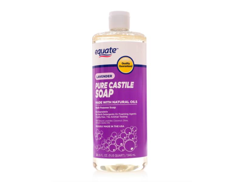 Equate Pure Castile Soap, Lavender