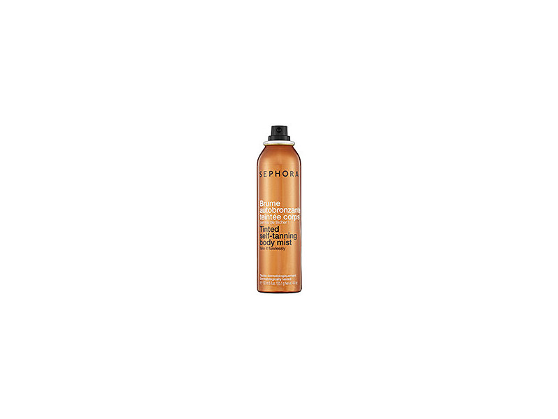 Sephora Tinted Self-tanning Body Mist