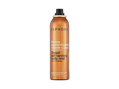 Sephora Tinted Self-tanning Body Mist - Image 1