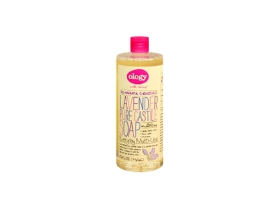 Ology Well Being Lavender Pure Castile Liquid Soap, 32 oz