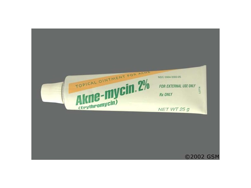 Akne-mycin Topical Ointment 2% (RX) 25 Grams, Coria Laboratories