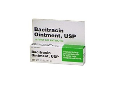 Bacitracin Ointment, USP ,1/2 Oz, Perrigo
