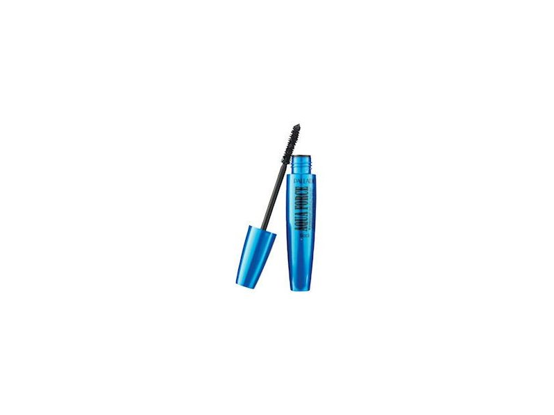 Palladio Aqua Force Waterproof Mascara, Black, 0.43 oz