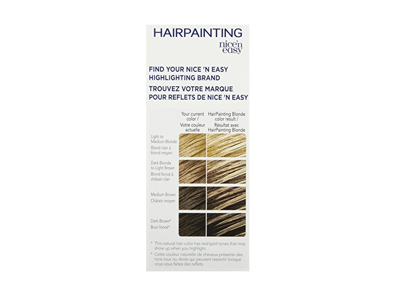 Nice 'N Easy Hairpainting, Procter & Gamble