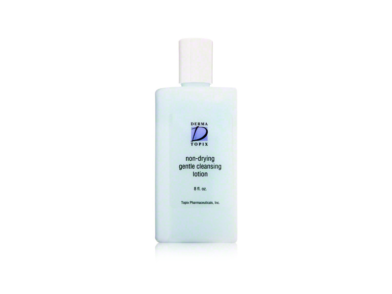 Derma Topix Non-Drying Gentle Cleansing Lotion, Topix Pharmaceuticals, inc.
