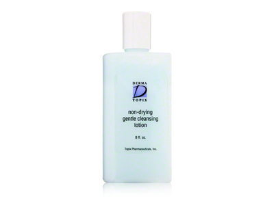 Derma Topix Non-Drying Gentle Cleansing Lotion, Topix Pharmaceuticals, inc. - Image 1