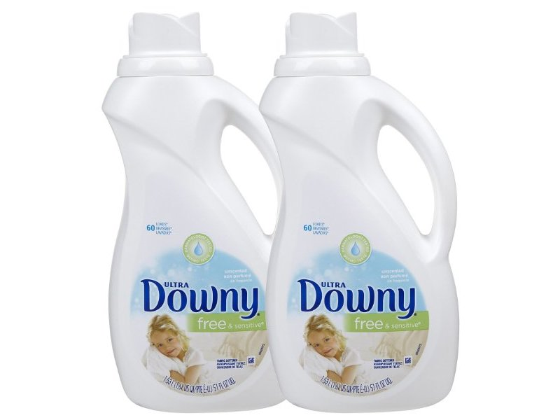 Downy Free Amp Sensitive 51 Fl Oz Fabric Softener