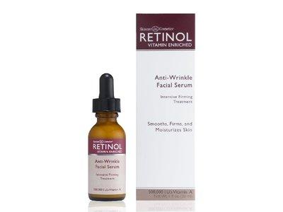 Skincare L de L Cosmetics, Retinol Enriched Anti-Wrinkle Facial Serum, 1-Ounce Bottle