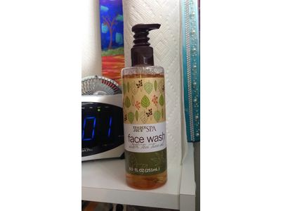 trader joe 39 s spa face wash with tea tree oil ingredients and reviews. Black Bedroom Furniture Sets. Home Design Ideas