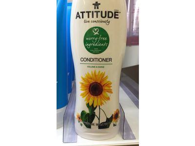 ATTITUDE Conditioner Volume and Shine, 12 Fluid Ounce - Image 3