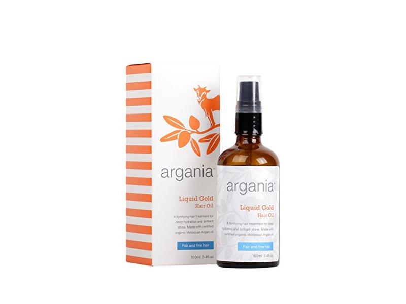 Argania Liquid Gold Light Hair Oil, 100 mL