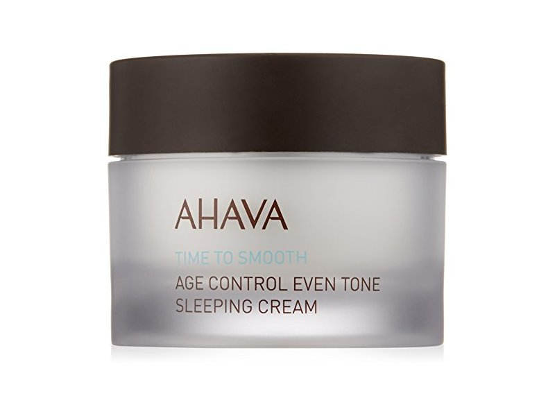 AHAVA Age Control Even Tone Sleeping Cream, 1.7 fl. oz.