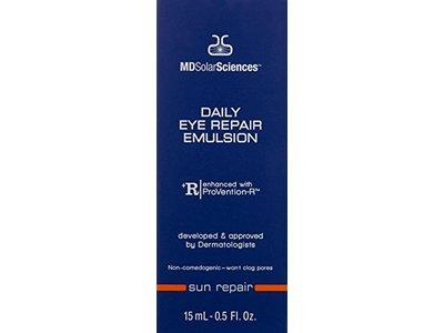 MDSolarSciences Daily Eye Repair Emulsion, 0.5 fl. oz. - Image 4