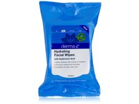 Derma E Hydrating Facial Wipes, 25 Count - Image 2
