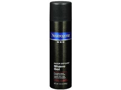 Neutrogena Men Razor Defense Shave Gel, Johnson & Johnson - Image 1