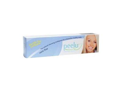 Peelu Mint Free Toothpaste 7 oz