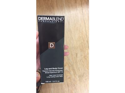 Dermablend Leg and Body Cover, SPF 15, Beige, 3.4 fl oz - Image 4