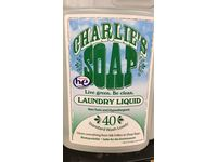 Charlie's Soap Liquid Laundry - 40 Load - Image 3