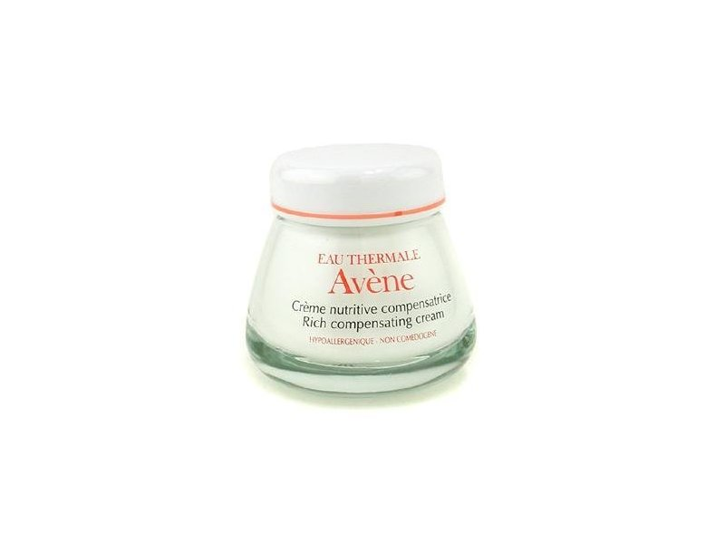 Avene Extremely Rich Compensating Cream for Very Dry Sensitive Skin, 1.69 fl. oz.