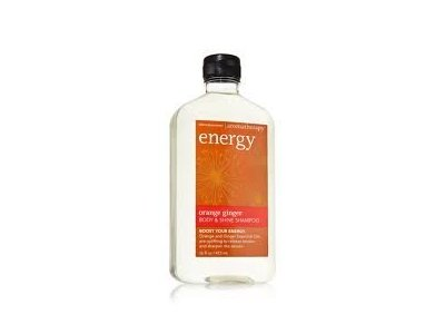 Bath Body Works Orange Ginger Energy Aromatherapy Shampoo 16 Ounce Ingredients And Reviews