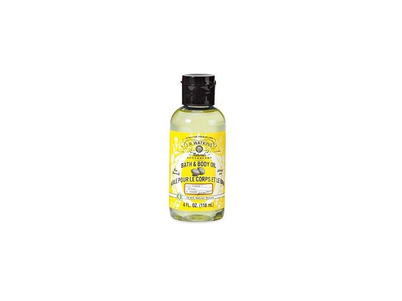 J.R. Watkins Bath & Body Oil